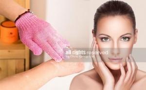 Пилинг Ръкавица за Лице и Тяло
