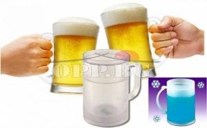 Супер Охлаждаща Термо Чаша за Бира