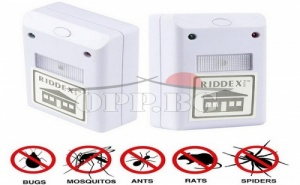 Уред за Прогонване на Вредители Riddex Pestrepeller +