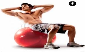 Пилатес Топка Body Fitball (65 См)