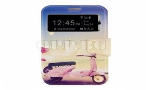 Оригинален Калъф Flip Wallet за Samsung S 6 Edge