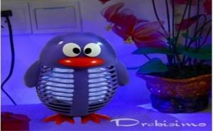Лампа Против Комари - Пингвин