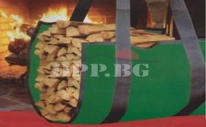 Чанта за Пренасяне на Дърва за Огрев