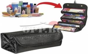 Козметичен Органайзер - Чанта Roll N Go Cosmetic Bag