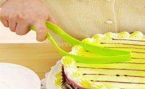 Нож за Сервиране на Торта Cake Knife