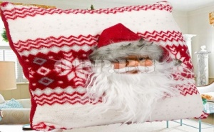 Възглавница Дядо Коледа