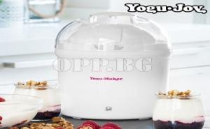 Уред за Кисело Мляко Yogu Maker 0,5 L 9 W Бял