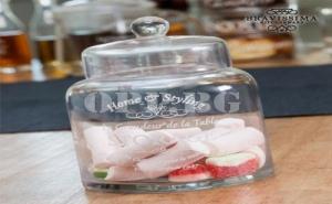 Стъклен буркан Bravissima Kitchen