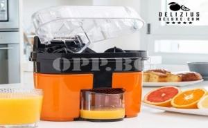 Електрическа Сокоизтисквачка Double Orange Juicer