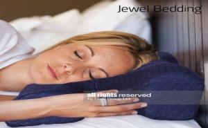 Високоеластична Възглавница Против Бръчки Jewel Bedding