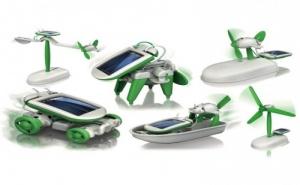 Соларен Робот - 6 в 1