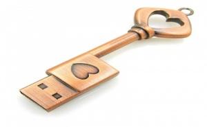 Флашка – Старинен Ключ (8Gb)