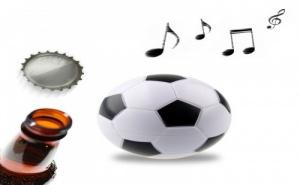 Музикална Отварачка – Футболна Топка