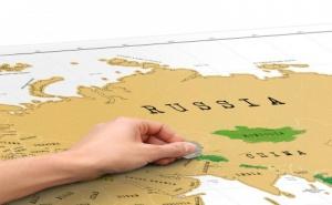 Световна Карта за Изтриване Xl