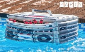 Надуваема Кофа за Изстудяване на Бира Boombox