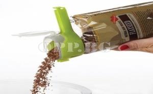 Щипка за Сервиране от Пакетирани Продукти