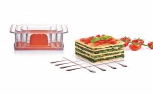 Tescoma Комплект от 3 бр. Рингове за Оформяне на Квадрати от Серия Presto Foodstyle