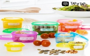 Кутии за Хранителен Баланс (7 Броя)