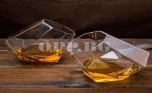 Уникална Чаша за Уиски Диаманд