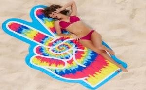 Плажна кърпа – Мир (195 х 108см.)