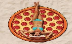 Плажна Кърпа – Пица (1,5М.)