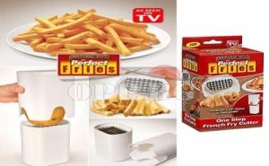 Преса за Картофи, Плодове и Всякакви Зеленчуци Perfect Fries
