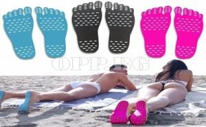 Самозалепващи Стелки за Плаж