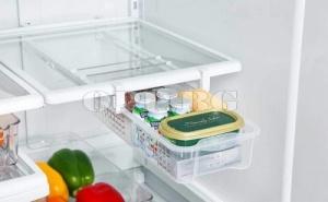 Голям и Супер Практичен Органайзер за Хладилник