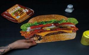 Пъзел - Бургер (100 части)
