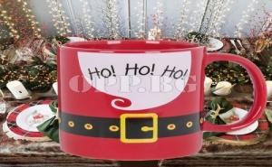 Керамична Коледна Чаша