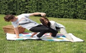 Туистър Одеяло за Пикник