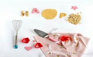 Лопатка за Торта Розова Brabantia от Серия Tasty Colours