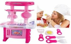 Голяма Интерактивна Детска Кухня