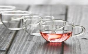 Стъклена Чаша за Доза Кафе