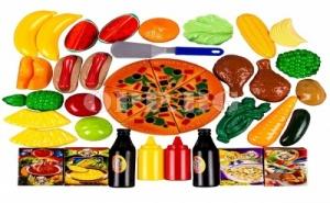 Огромен Детски Комплект за Хранене от 50 Части