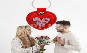 Кожен Ключодържател за Свети Валентин Обичам Те