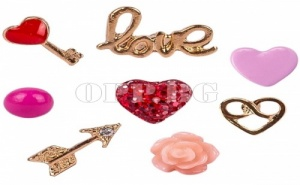 9 Чифта Обеци с Love Мотиви