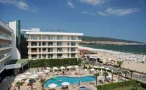 Топ Хотел Първа Линия в <em>Слънчев бряг</em>, All Inclusive с Аквапарк до 30.06 в Клуб Хотел Еврика