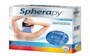 Охлаждащ-Затоплящ Компрес Spherapy за Болки и Травми във Врата и Раменете Innoliving