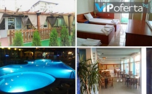 Еднодневен Пакет през Цялото Лято в Самостоятелни Къщички на База All Inclusive в Слънчев Бряг в Хотел Пауталия