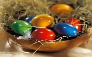 Великденска Почивка на Брега на Морето, на Ол Инклузив в Хотел Сол <em>Несебър</em> Бей за Една Нощувка, с  Празничен Великденски Обяд с Яйца и Козунаци, Аква Парк, Басейн и Интернет  ...