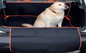 Протектор за Кучета за Багажник на Автомобил