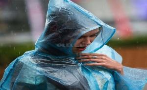 Дъждобран с Качулка и Копчета