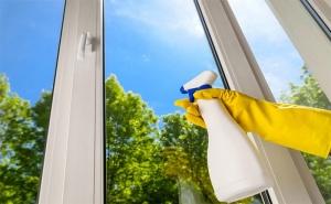 Кристално Чисто! Двустранно Почистване на Прозорци в Дом/офис до 100Кв.м и Пране на Мека Мебел + Двустранно Изпиране на Единичен Матрак от Атт - Брилиянт!