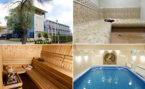 Уикенд в Хисаря с Минерална Вода! 2 Нощувки със Закуски и Вечери или All Inclusive Light + Басейн, Парна Баня и Сауна в Хотел Астрея!