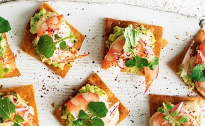 За Твоето Събитие! 140Бр., Вкусни и Апетитни Солени Коктейлни Хапки от H&d Catering!