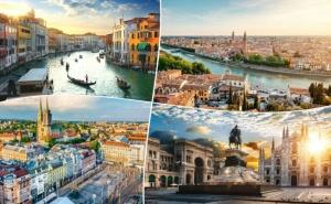 Септемврийски Празници в Италия - Загреб, Верона, Венеция, Милано. Транспорт, 3 Нощувки на човек със Закуски от Та Далла Турс