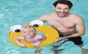 21c7edf3037 Детски Пояс за Плуване с Големи Очи