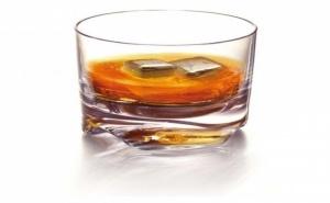 Сет Стоманени Охладители за Напитки Ace Rocks - 4 бр. от Vin Bouquet