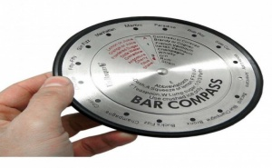 Рецептурник за Коктейли Bar Compas от Vin Bouquet